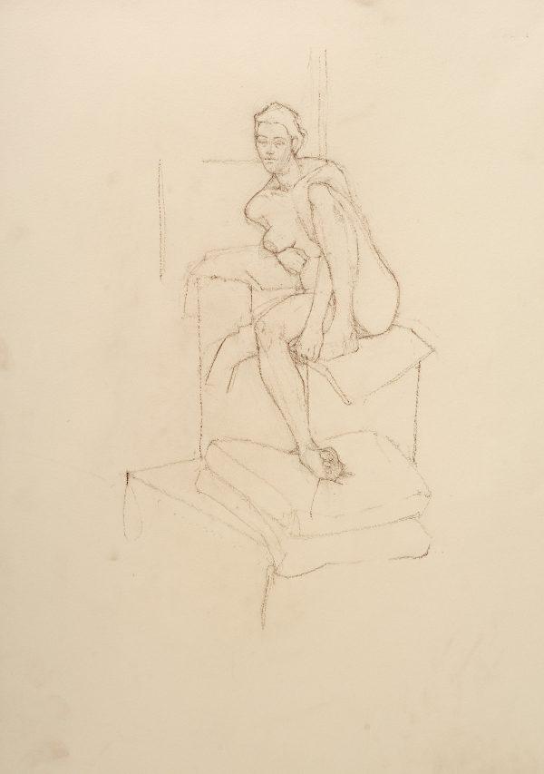 Caroline, Conte, 60 x 40 cm